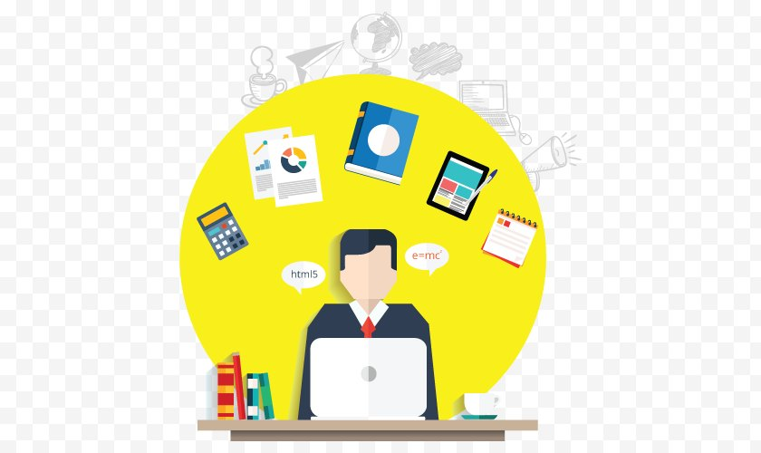 Animation - Business Marketing Organization Management Company - Human Behavior - Creative Ui Free PNG