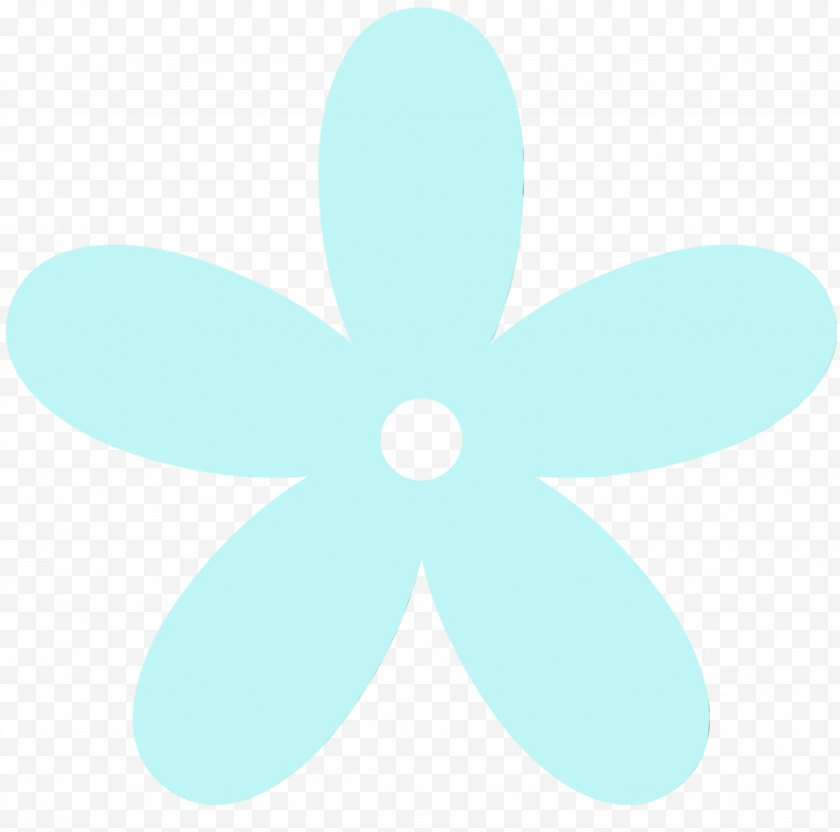 Cartoon - Light Green Background - Plant Teal Free PNG