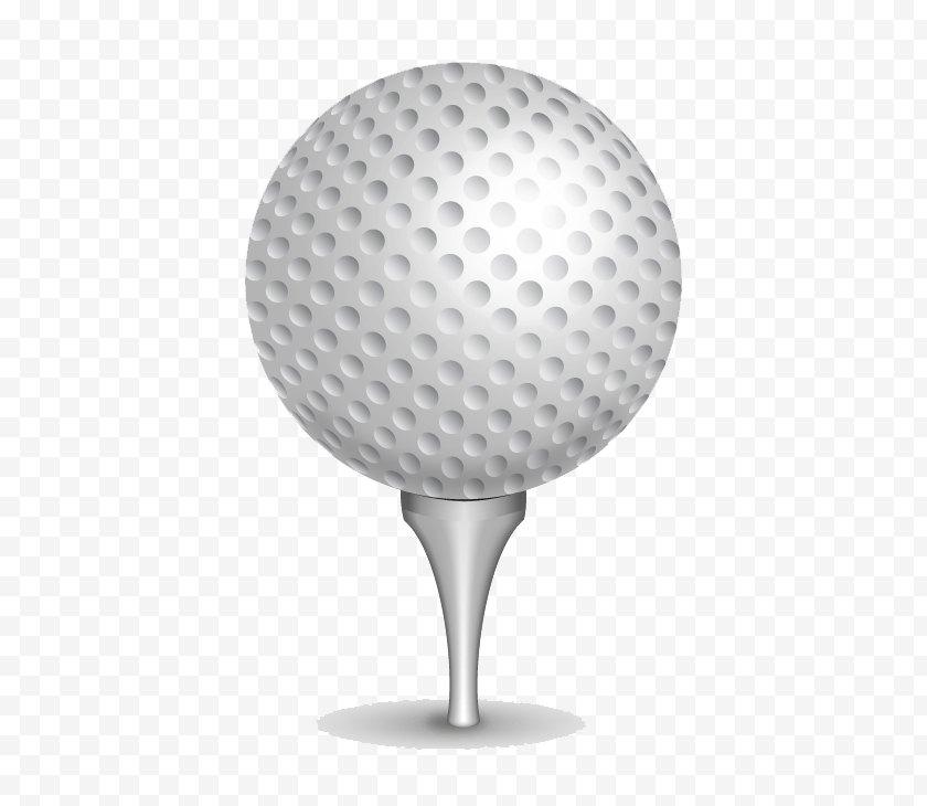 Golf - Ball Clip Art - Sphere Free PNG