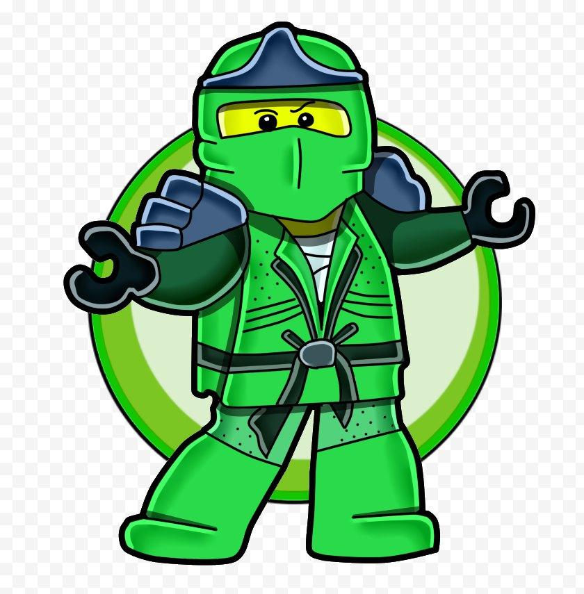 Lego Ninjago Movie - Lloyd Garmadon Fan Art Drawing Clip ...