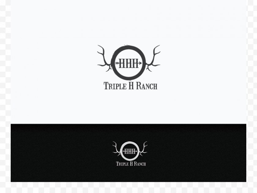 United States - Logo Brand - Text - Triple H Free PNG