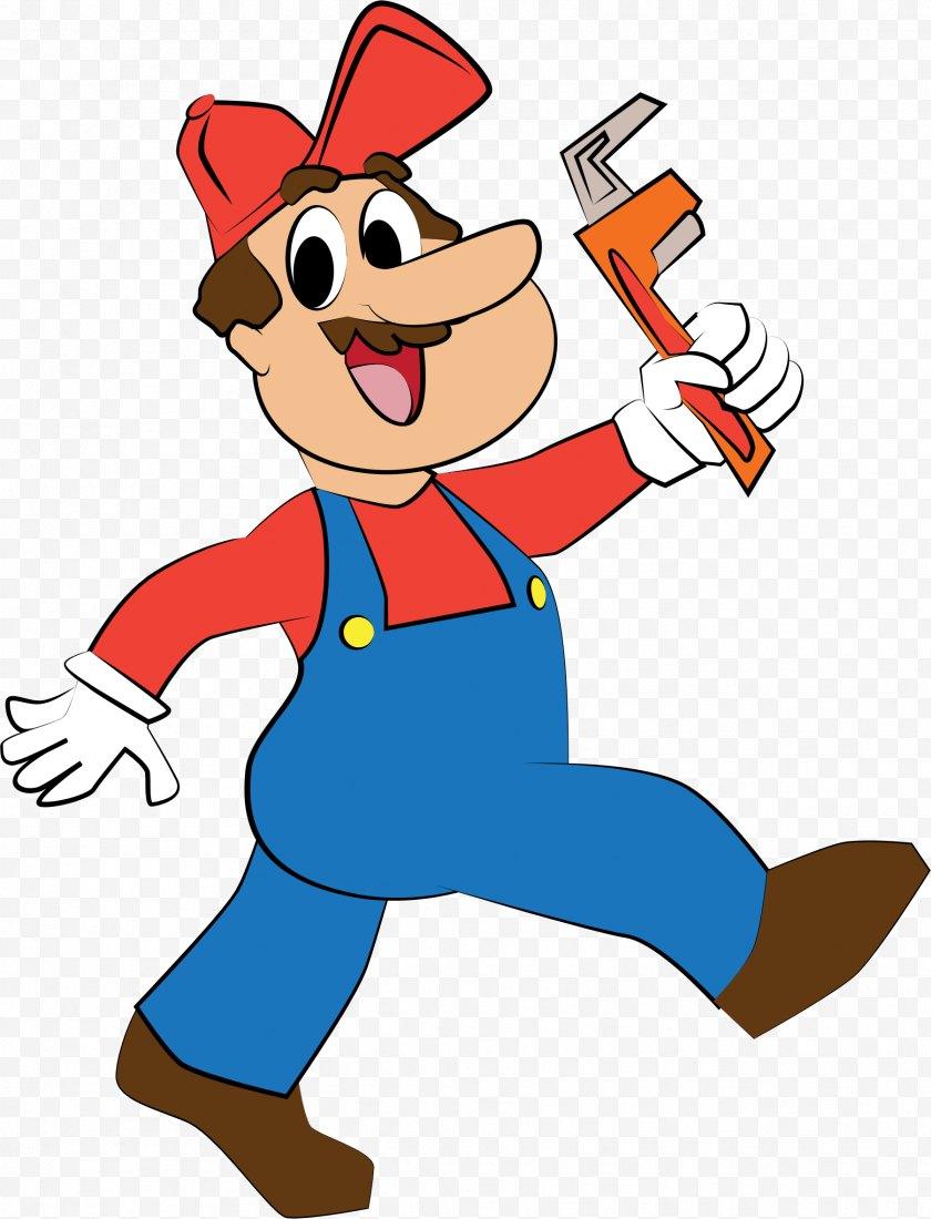 Boy - Plumber Plumbing Clip Art - Royaltyfree Free PNG