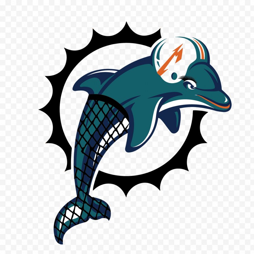 Miami Dolphins Svg File - Free Transparent PNG Clipart Images Download