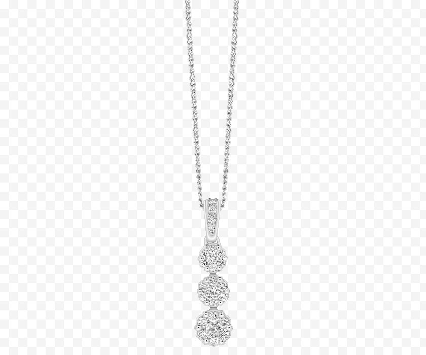 Sterling Silver - Necklace Jewellery Charms & Pendants Chain Gold - Body Jewelry - Triple H Free PNG
