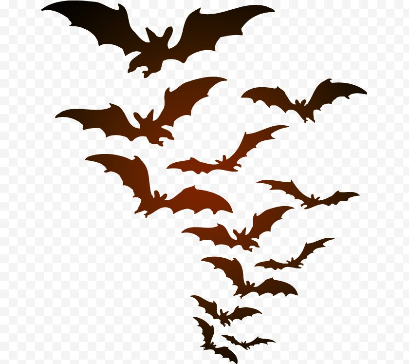 Plant - Tree - Halloween YouTube Bat Clip Art - Wing Free PNG