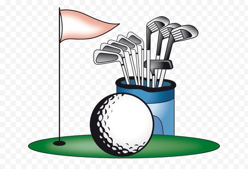 Golf Ball - Club Course Clip Art - Stroke Mechanics Free PNG