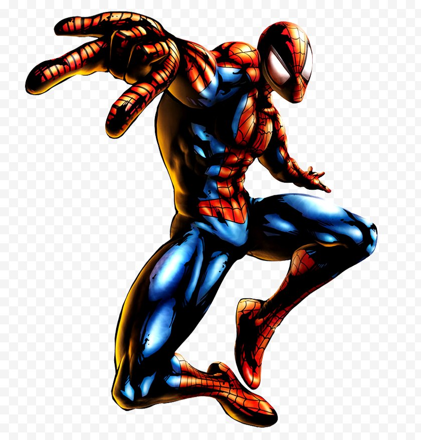 Friendly Neighborhood Spiderman - Marvel Vs. Capcom 3: Fate Of Two Worlds Ultimate 3 Capcom: Clash Super Heroes X-Men Street Fighter Spider-Man - Crimson Viper - Red Spiders Pictures Free PNG