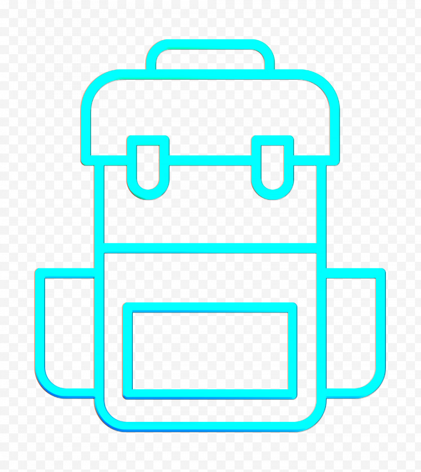 Tools And Utensils Icon Backpack Icon School Icon Free PNG