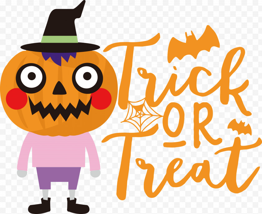 Trick Or Treat Trick-or-treating Halloween Free PNG