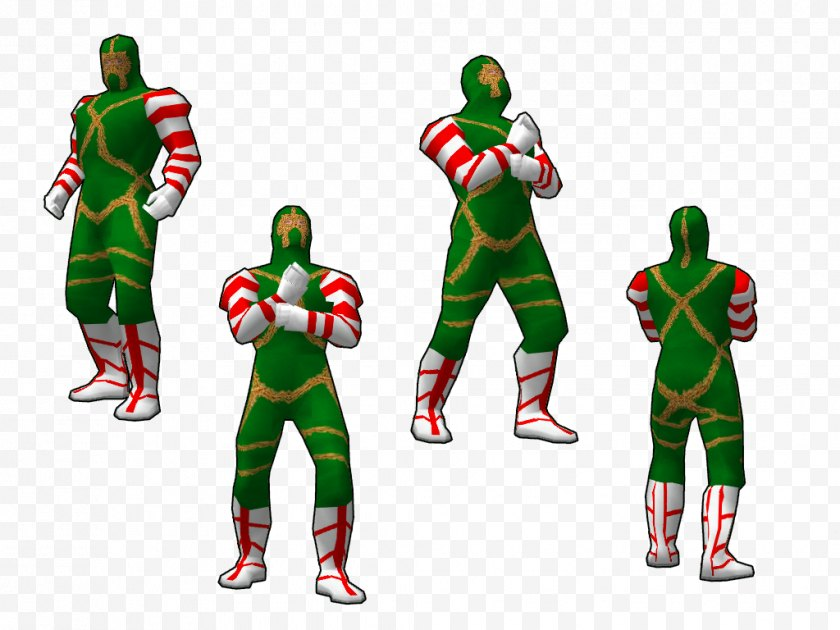 Fictional Character - Christmas Ornament Fiction Clip Art - Triple H Free PNG