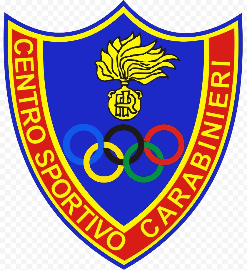 Symbol - Logo News Carabinieri Competitive Examination Electricity - Slalom Free PNG