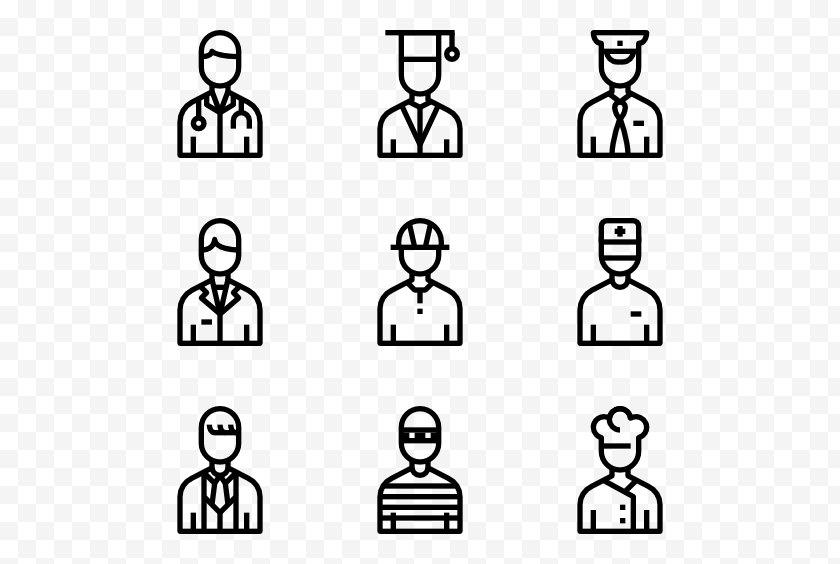 Communication - Symmetry - Avatar - Job Free PNG