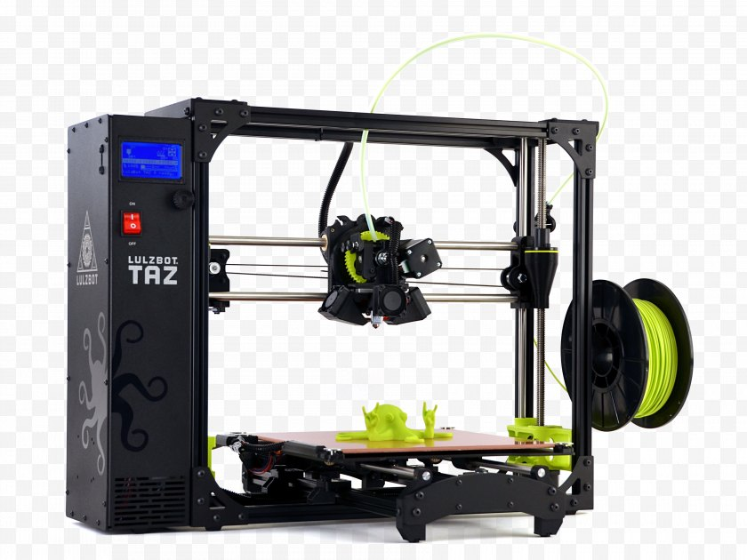 Printer - 3D Printing Filament Aleph Objects - Manufacturing - 3d Print Free PNG