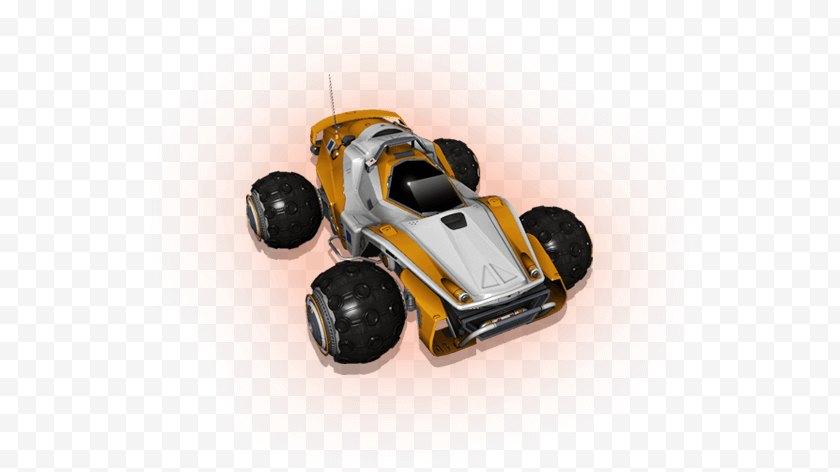 Silhouette - Watercolor - No Man's Sky Video Games Vehicle Wheel Car - Cartoon Free PNG