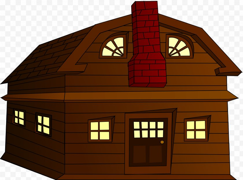 Hut - House Cartoon Building Clip Art - Home Free PNG