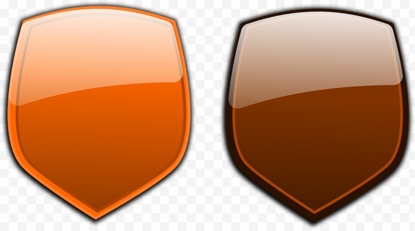 Rectangle - Clip Art - Inkscape - Shield Clipart Free PNG