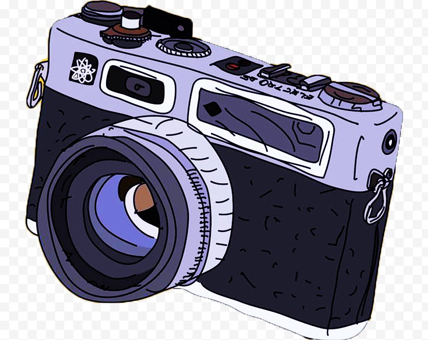 Mirrorless Interchangeable Lens Camera - Digital Cameras Photography Video - Web Free PNG