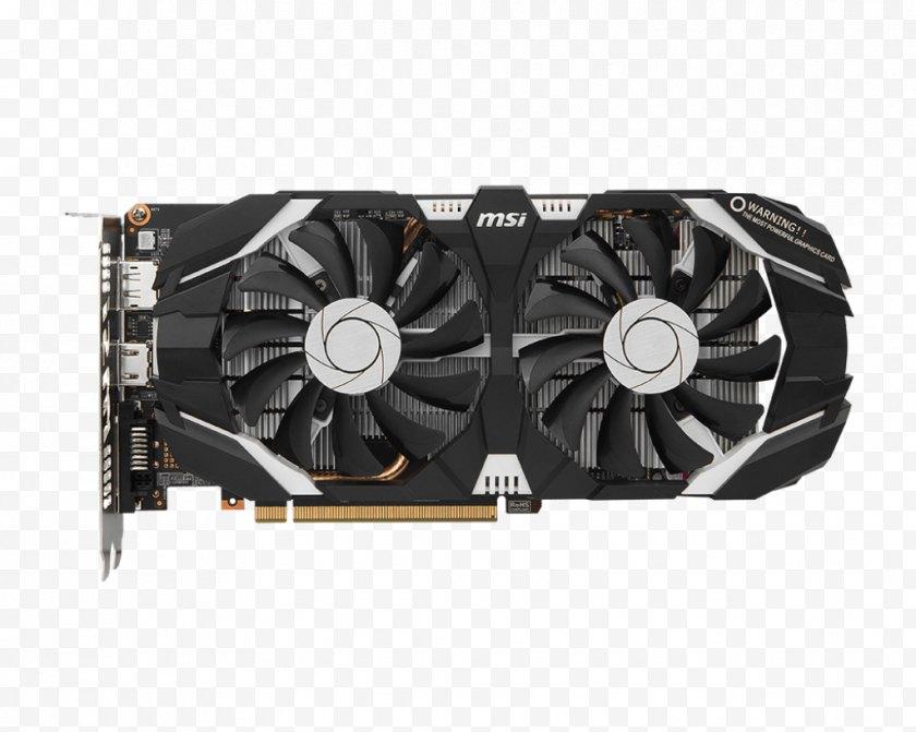 Computer Cooling - Graphics Cards & Video Adapters NVIDIA GeForce GTX 1060 英伟达精视GTX Micro-Star International - Io Card - Nvidia Free PNG