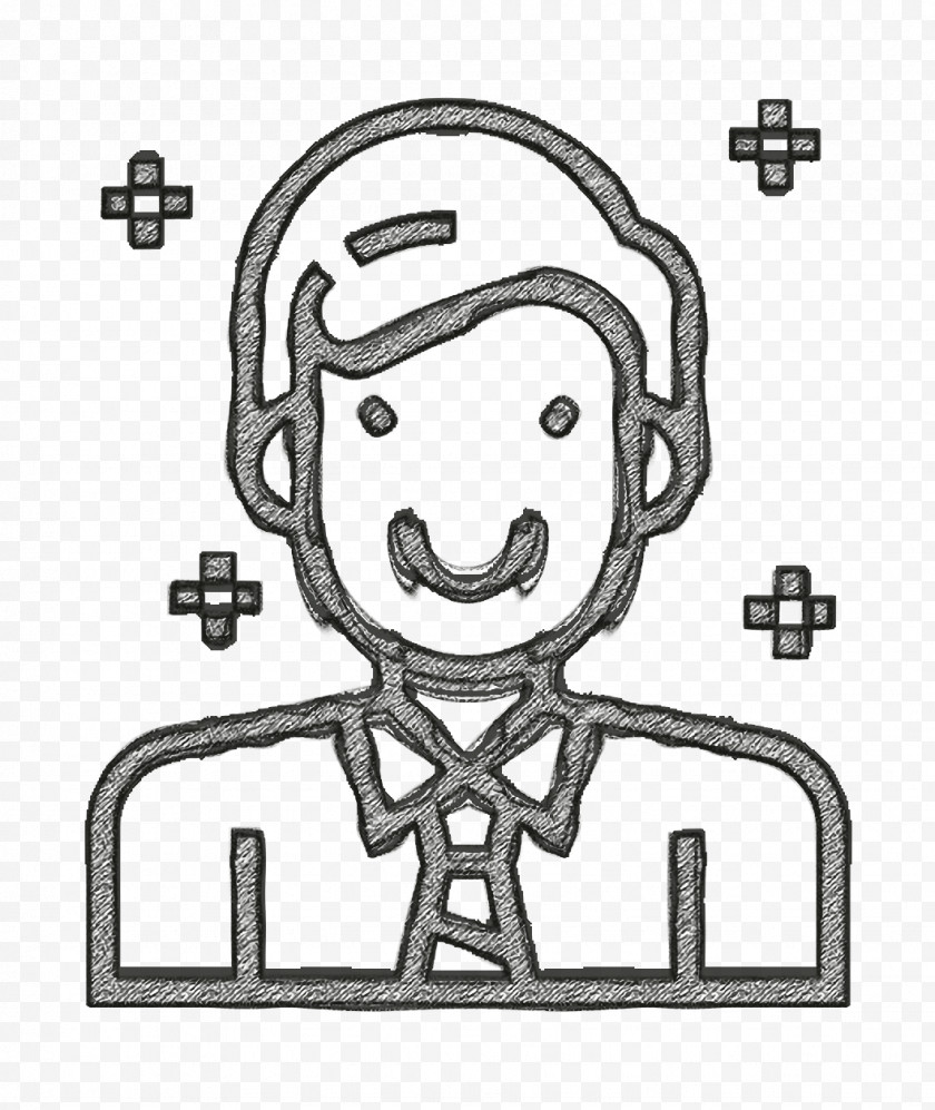 Businessman Icon Job And Resume Icon Employee Icon Free PNG