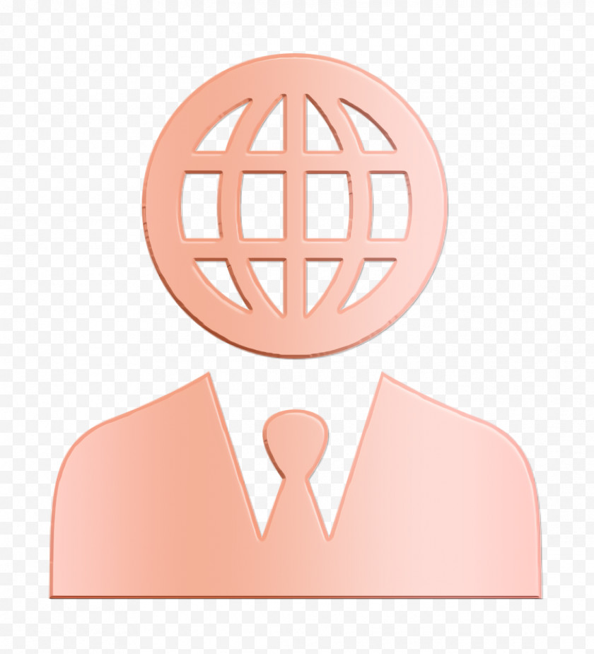 Businessman Icon People Icon Business Seo Elements Icon Free PNG