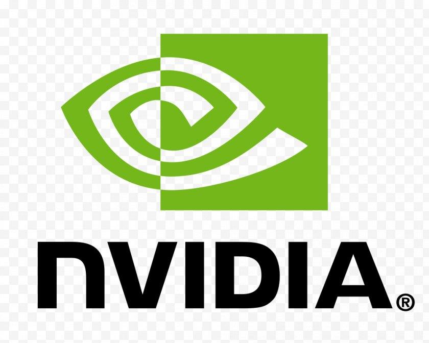 Brand - Nvidia Logo Graphics Processing Unit Company - Geforce - 1000 Free PNG