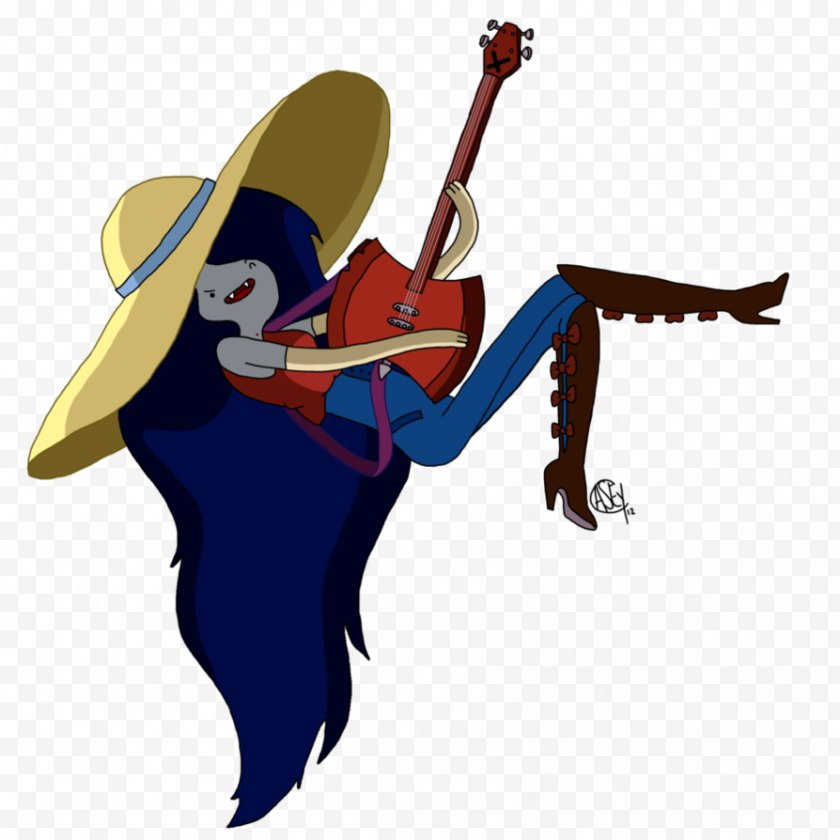 Adventure Time Season 4 - Marceline The Vampire Queen Image Finn Human GIF Clip Art - Drawing - Youth Jam Free PNG
