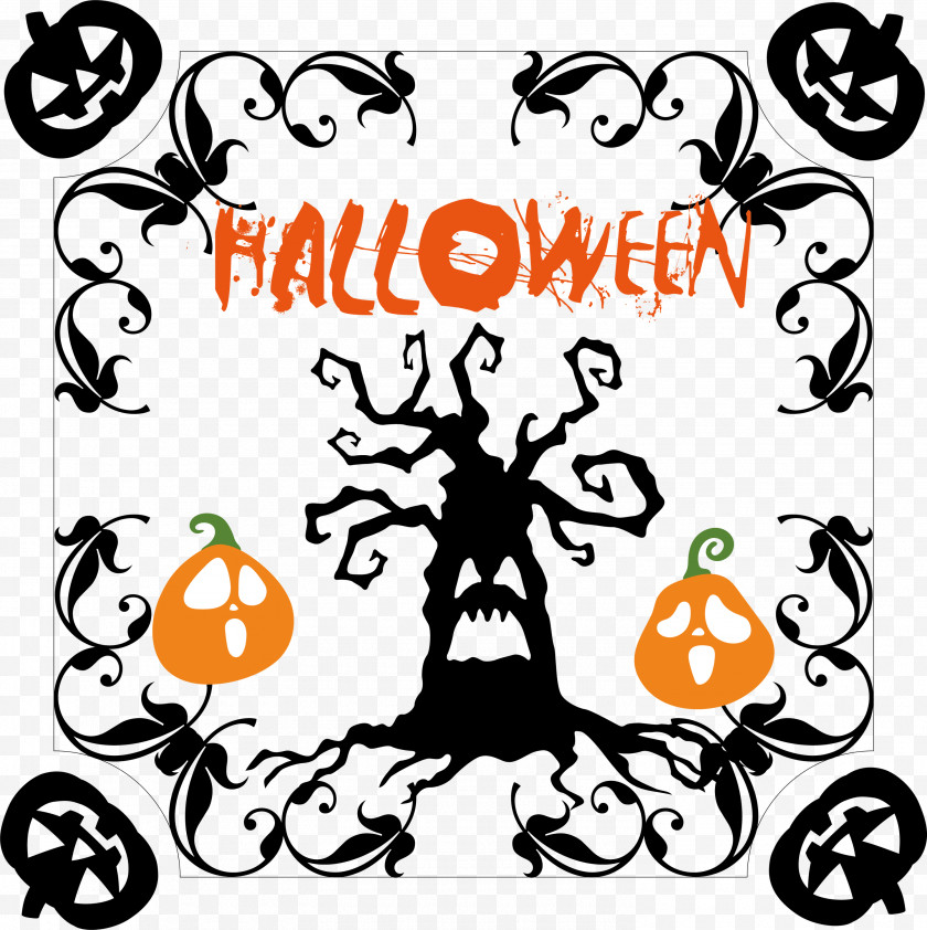 Happy Halloween Free PNG