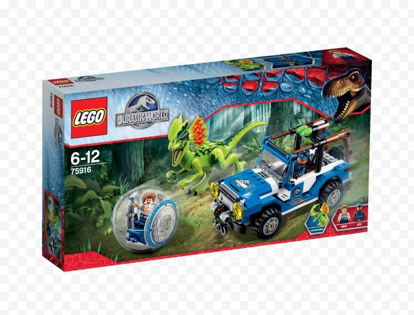 Lego - Jurassic World Dilophosaurus Amazon.com ACU Trooper - Toy Free PNG