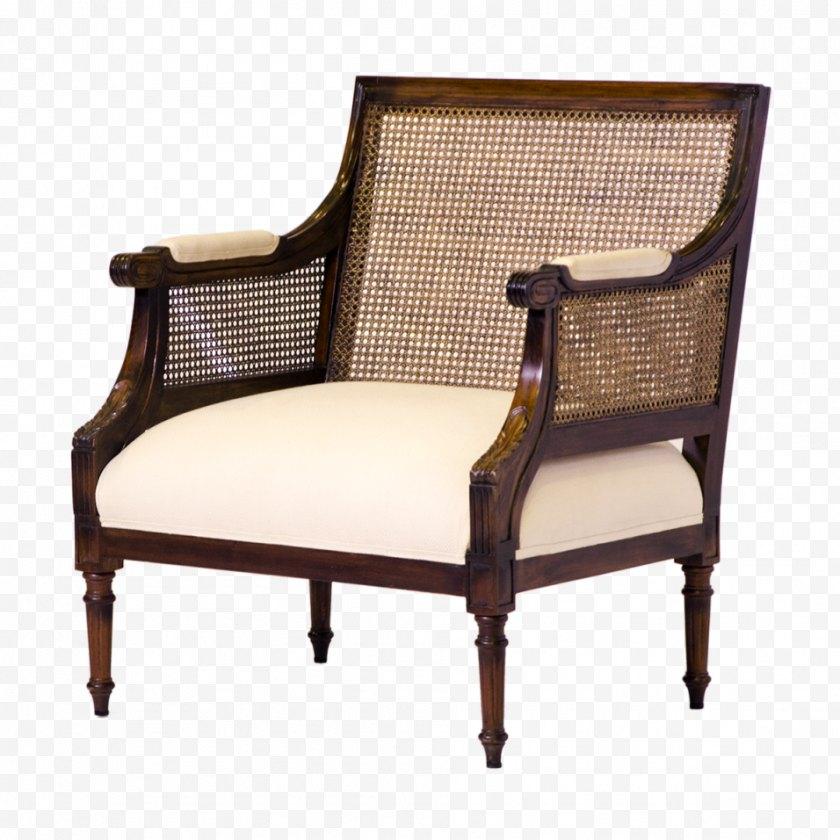 Club Chair - Fauteuil Furniture Bergère - Armrest Free PNG