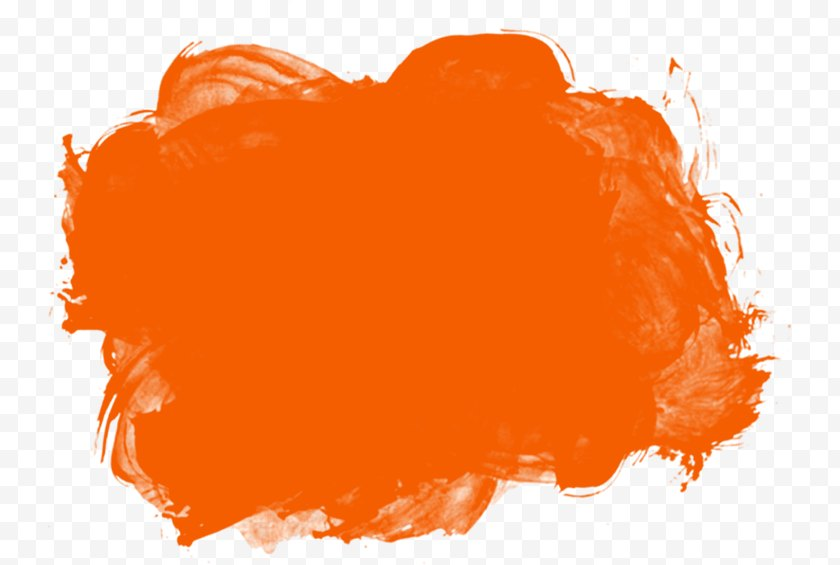 Orange - Color Overlay - Electronic Code - Colour Fog Free PNG