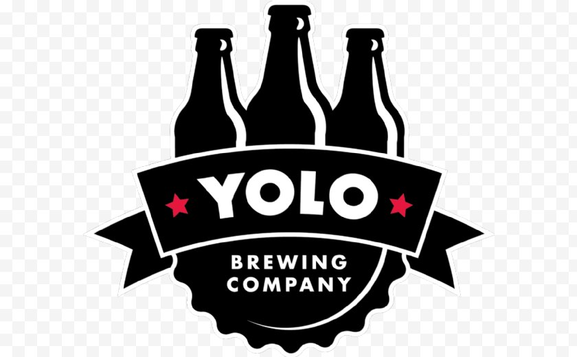 Brewery - YOLO Brewing Company Beer New Helvetia Capital - Drinkware Free PNG