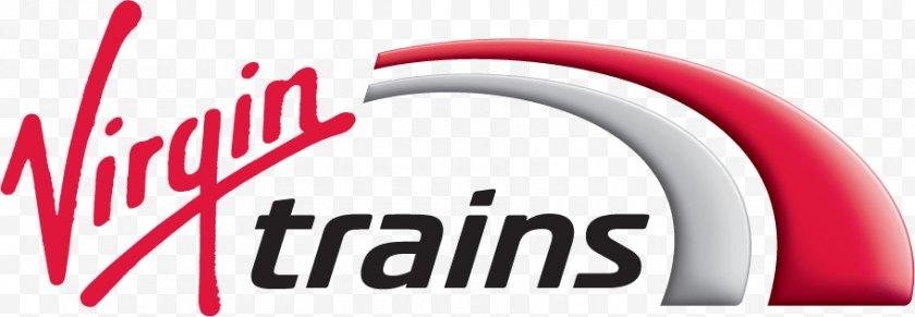 Virgin Trains - Rail Transport East Coast West Main Line - Signage - Train Free PNG