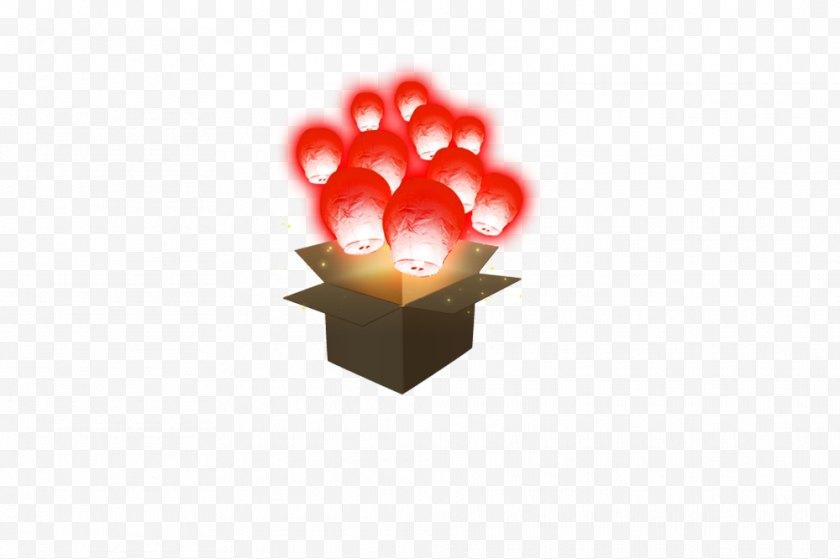 Lantern - Lighting - Paper Sky Festival - Pompom Free PNG