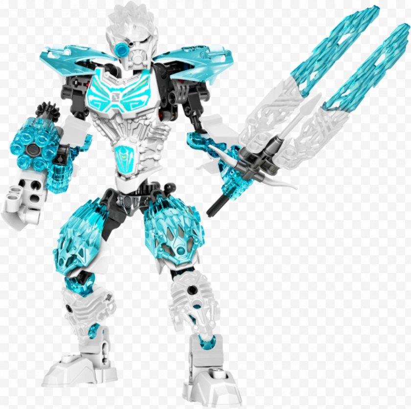 Animal Figure - Bionicle: The Game LEGO Bionicle 70788 Kopaka - Fictional Character - Master Of Ice 71311 And Melum Unity SetToy Free PNG