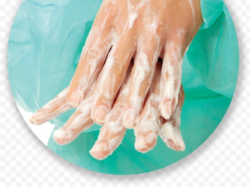 Nursing Care - Hand Washing Sanitizer Stock Photography - Model Free PNG