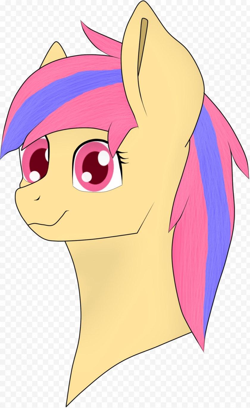 Tree - Digital Art Pony Drawing DeviantArt - Cartoon - Painting Free PNG