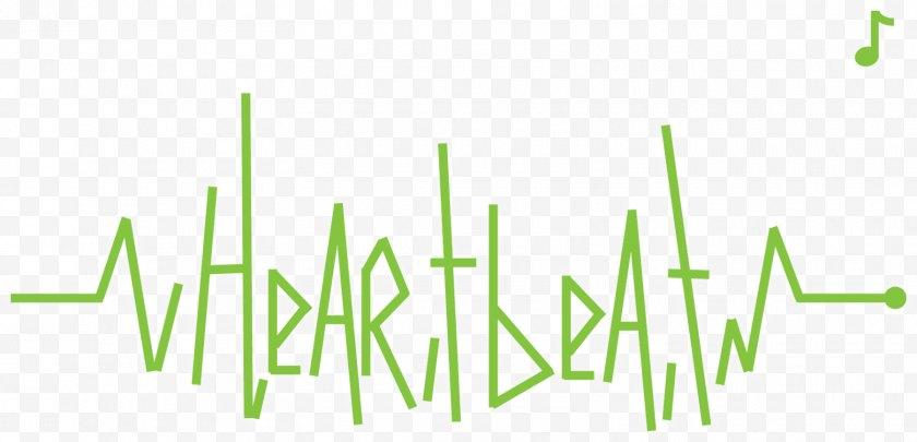 Grass Family - Heartbeat Heaven's A Lie Lacuna Coil Clip Art - Brand - Heart Beat Free PNG