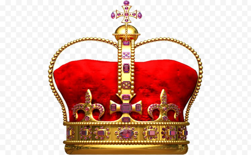 Crown - Jewels Of The United Kingdom Monarch Imperial State - Elizabeth Ii Free PNG