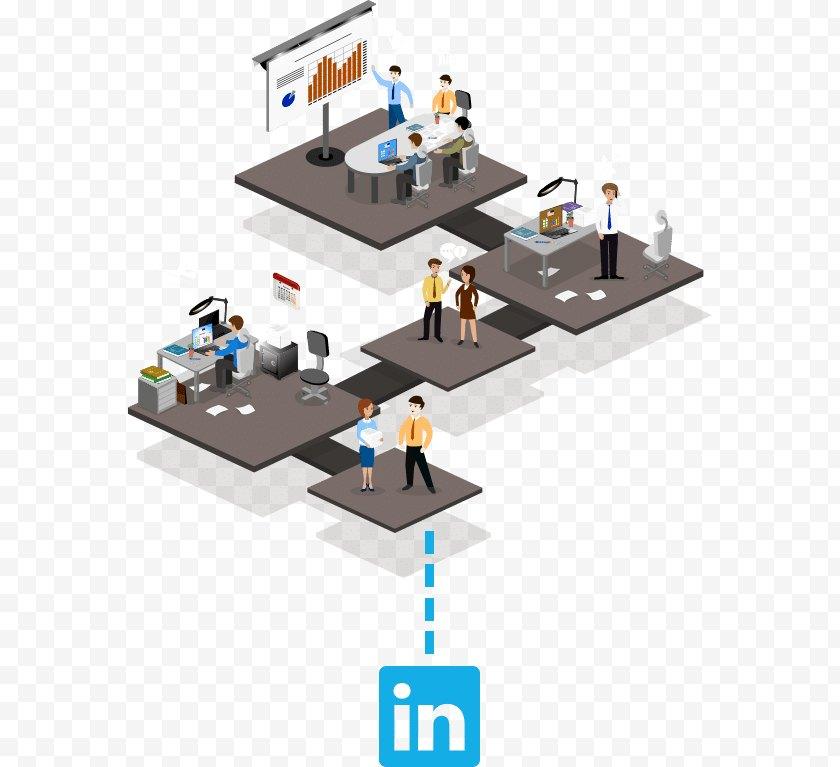 Linkedin - Technology LinkedIn Free PNG