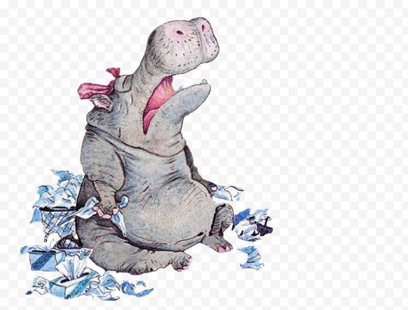 Childrens Literature - Hurty Feelings (Read-aloud) Amazon.com Hooway For Wodney Wat Book - Sad Rhino Free PNG