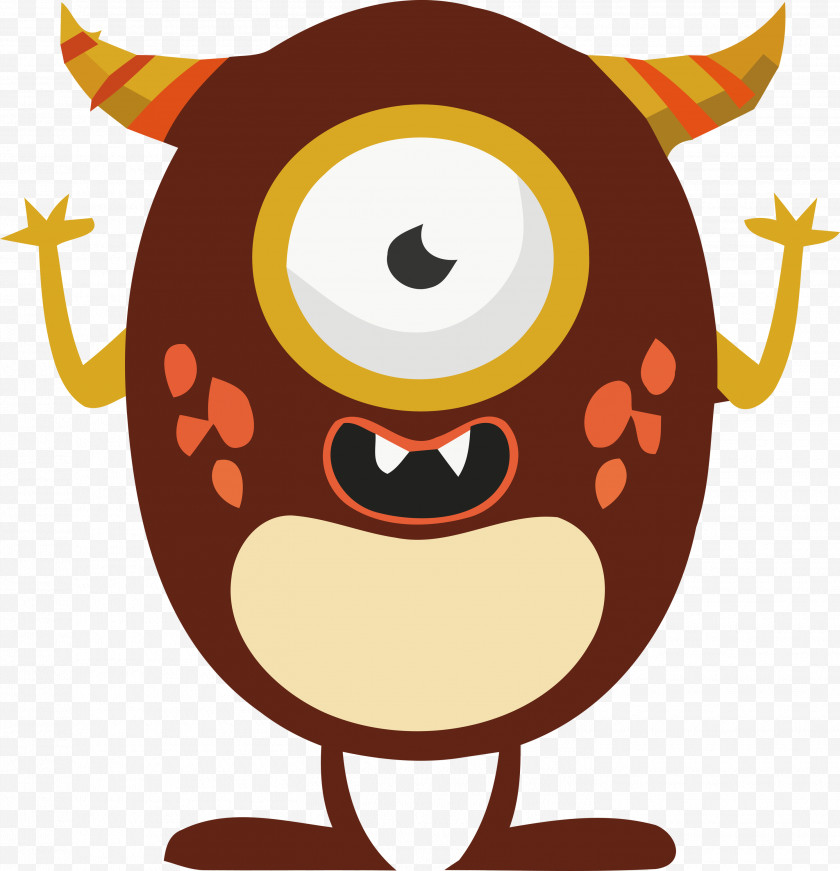 Monster Free PNG