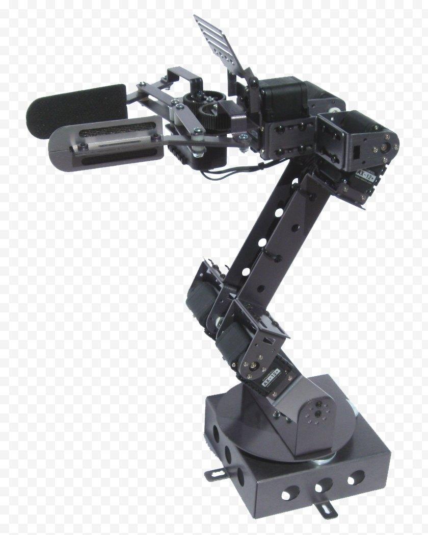 Robot Operating System - Robotic Arm World Robotics - Machine Free PNG