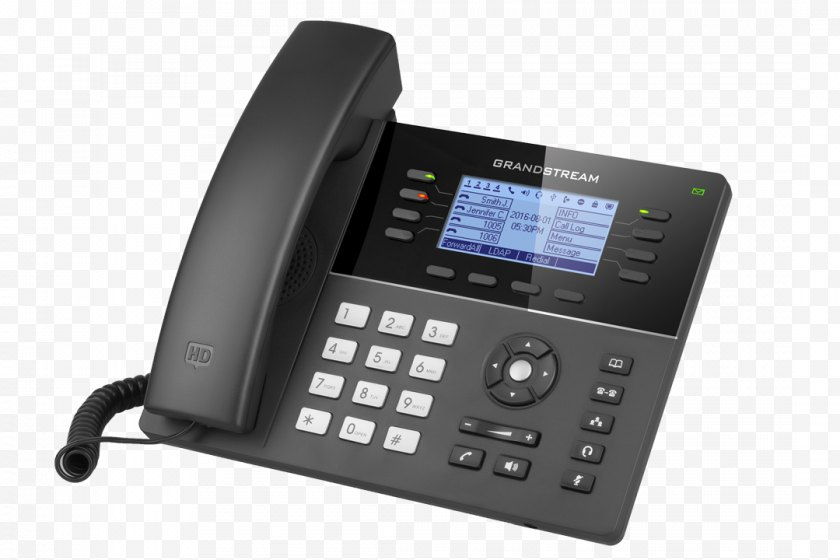 Voip Phone - Grandstream Networks GXP1782 SIP VoIP Telephone GXP-1782 Sip Telefon - Business System Free PNG