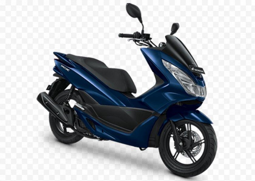 Vehicle - Honda PCX Motorcycle PT Astra Motor Yamaha Company - Wheel Free PNG