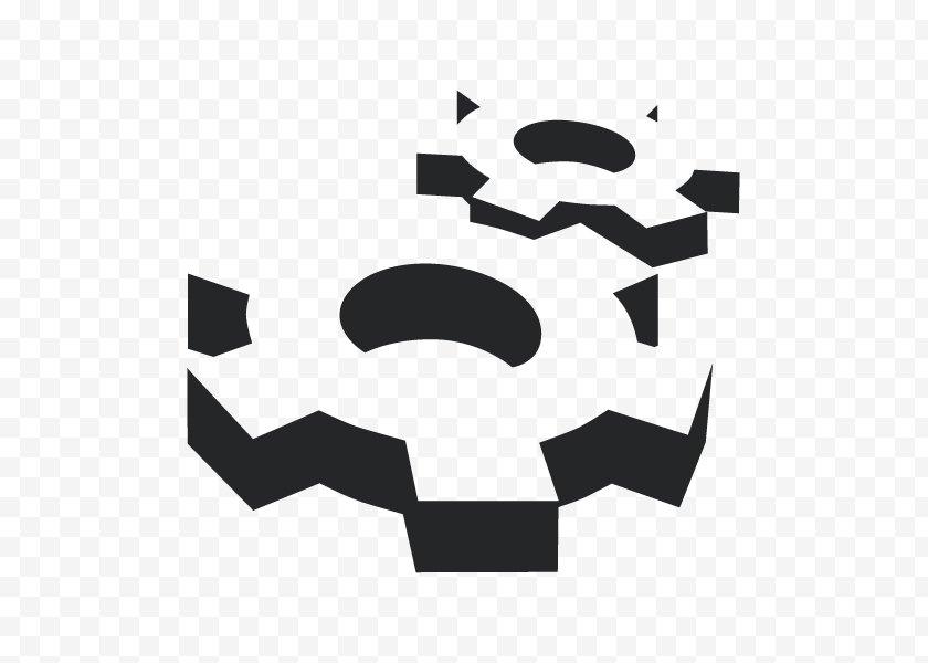 Symbol - Logo Brand Affilinet Ltd. - Black And White - Design Free PNG