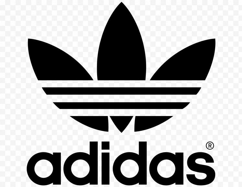 Adidas - Trefoil Clip Art - Logo Free PNG