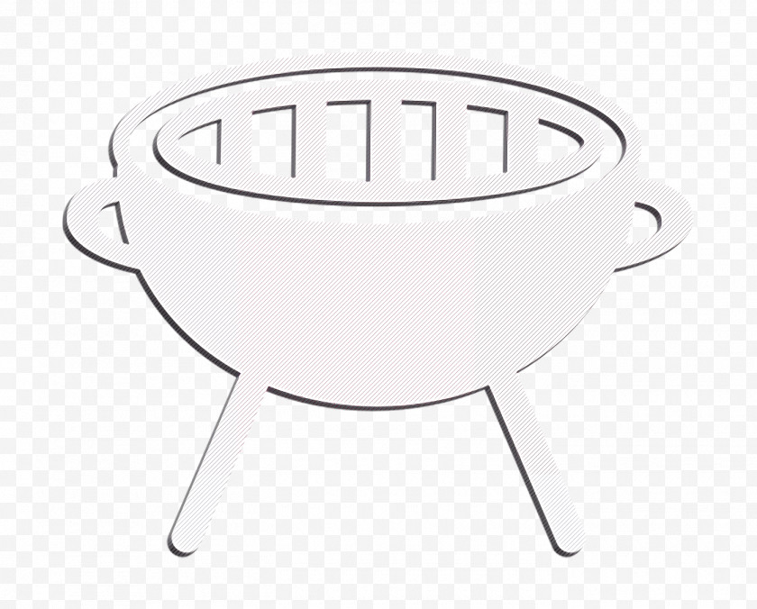 Tools And Utensils Icon Barbecue Grill Icon Outdoor Icon Free PNG