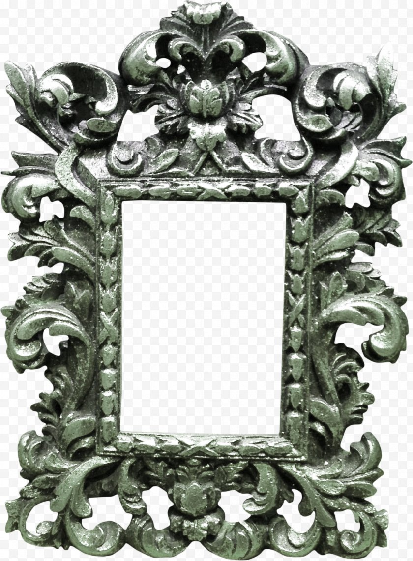 Picture Frame - Film - Iron Color Free PNG