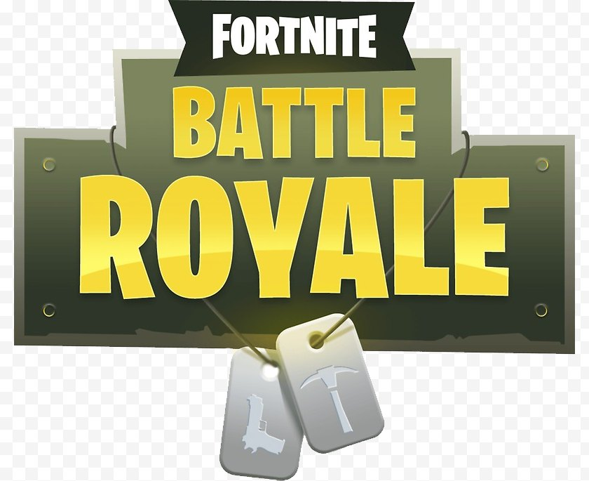 Logo - Fortnite Victory Royale - Battle Free PNG