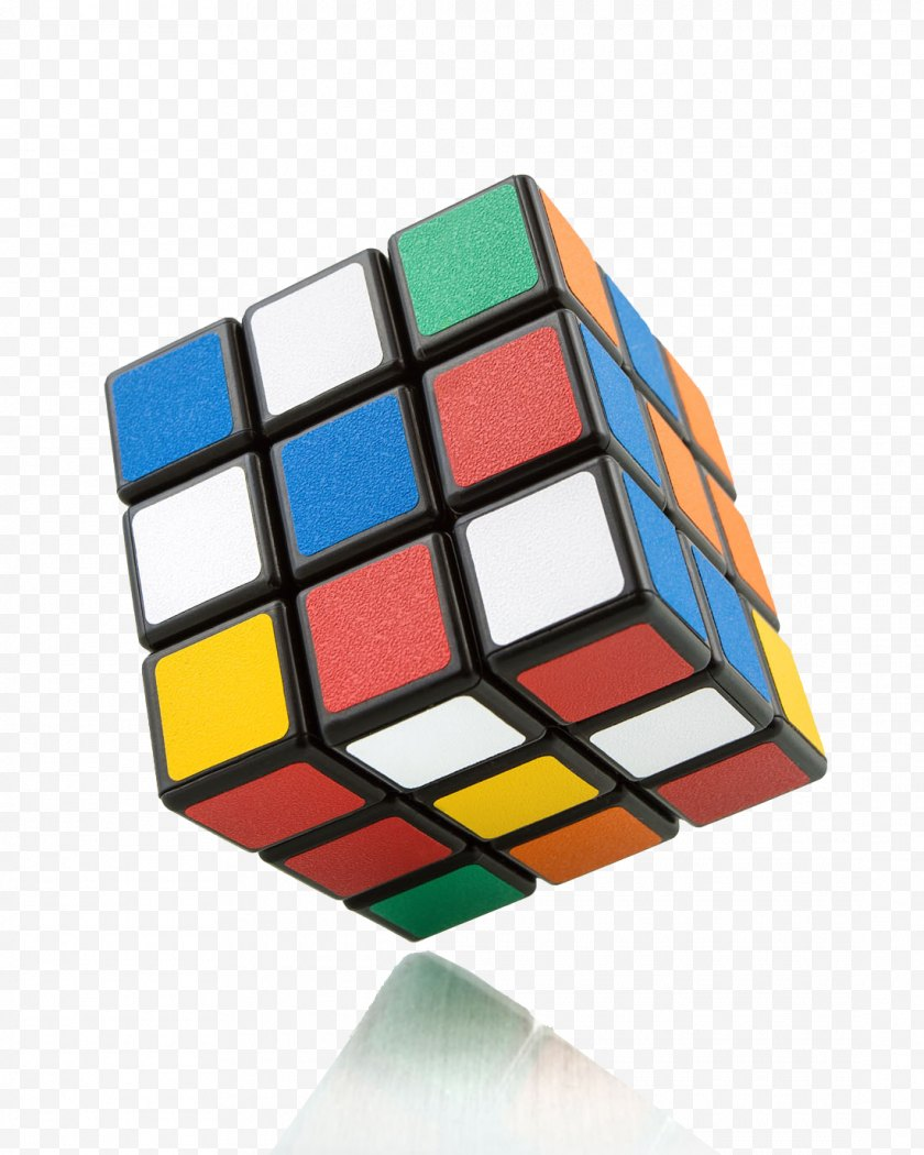 Rubiks Cube - Cracking The Cube: Going Slow To Go Fast And Other Unexpected Turns In World Of Competitive Solving Euclidean Vector - Puzzle - Children's Toys Free PNG